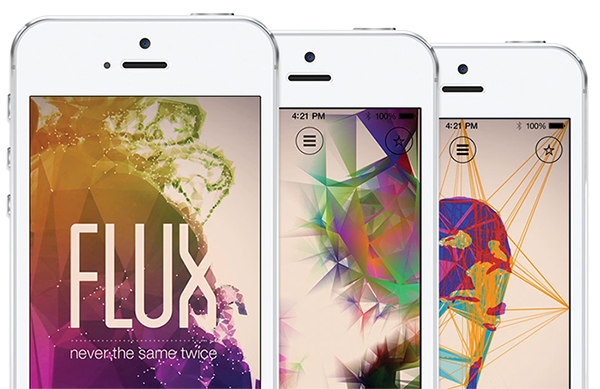 Flux by Belew iPhone Shots