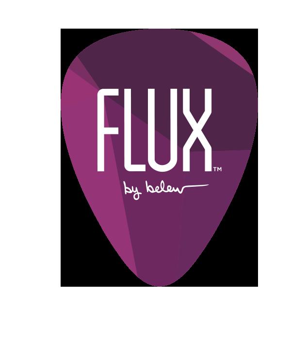 Flux By Belew Logo
