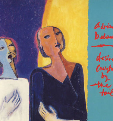 Adrian Belew desire caught by the tail CD cover