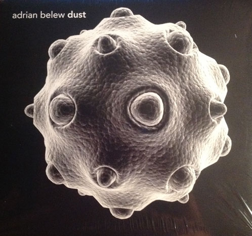 Adrian Belew Dust CD Cover
