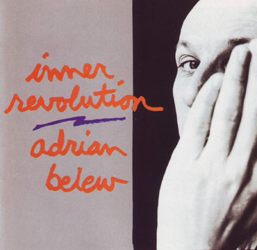 Adrian Belew Inner Revolution cd cover