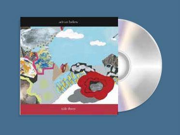 Adrian Belew CD Image