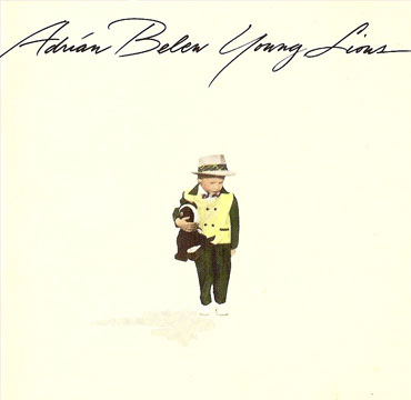 Adrian Belew Young Lions Cd Cover