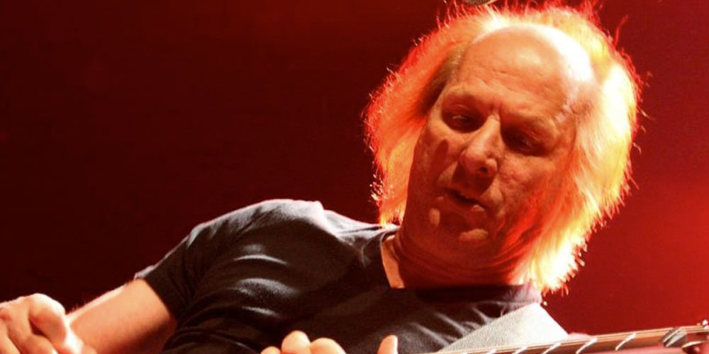 Adrian Belew on Stage