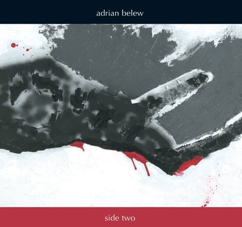 Adrian Belew Side Two CD Cover
