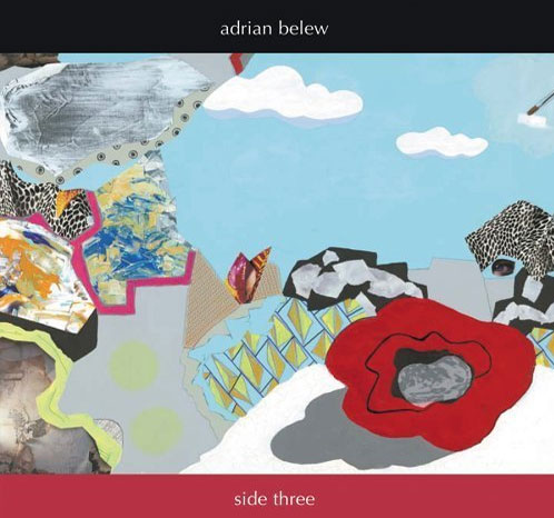 Adrian Belew Side Three CD Cover