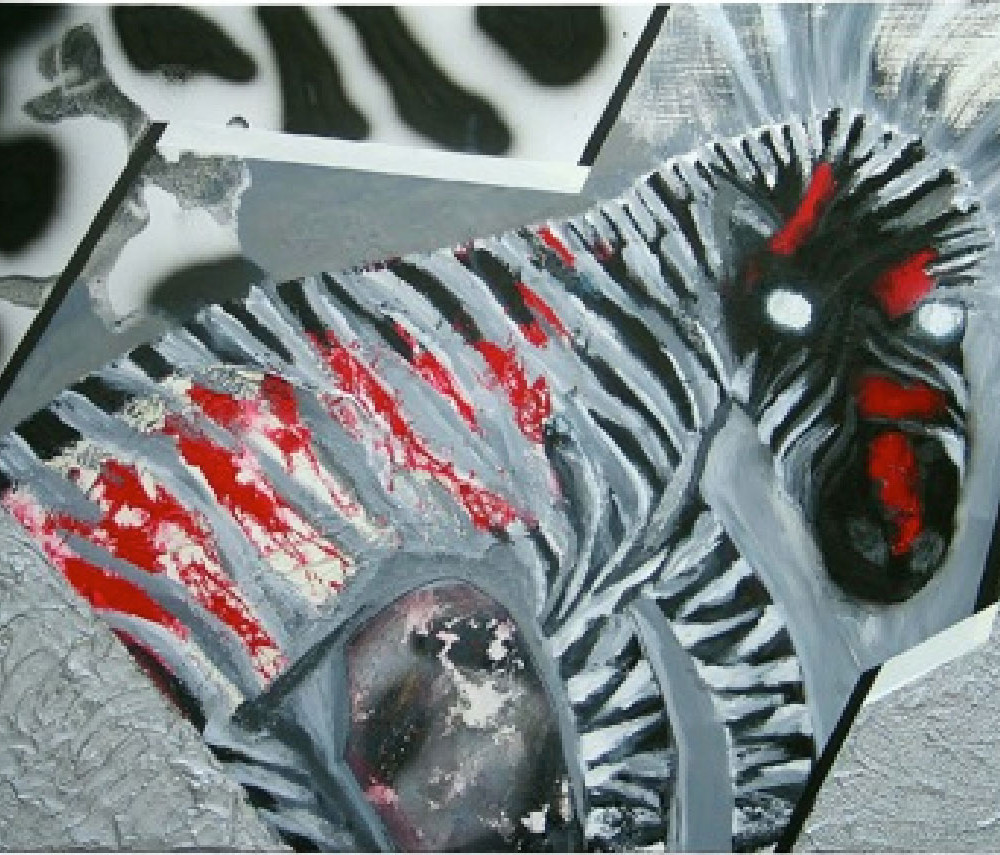 Artwork Tango Zebra
