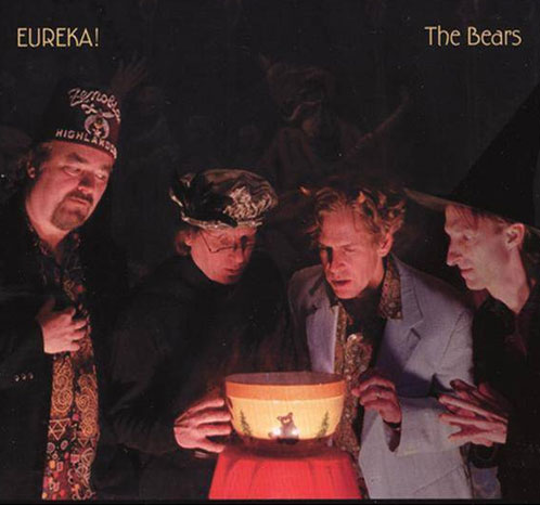 The Bear Eureka CD Cover