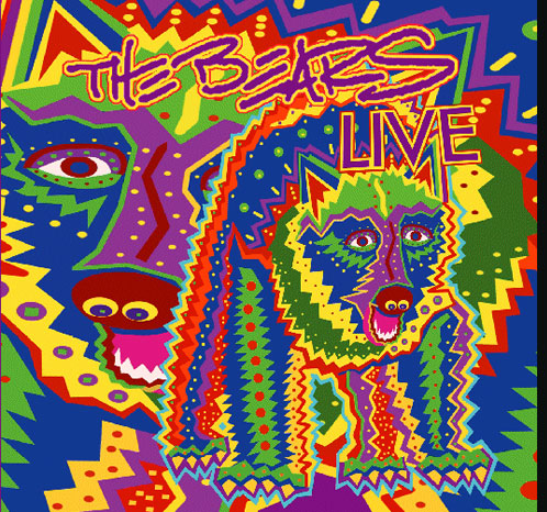 The Bears Live CD Cover