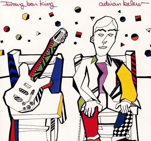 Twang Bar King CD Cover