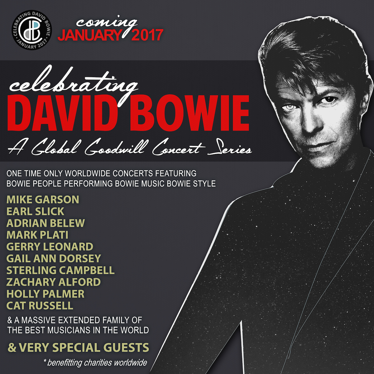 Celebrating David Bowie general announcement 11_6-2